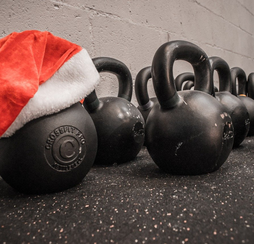 Fitness At Christmas 2020 - we are opened
